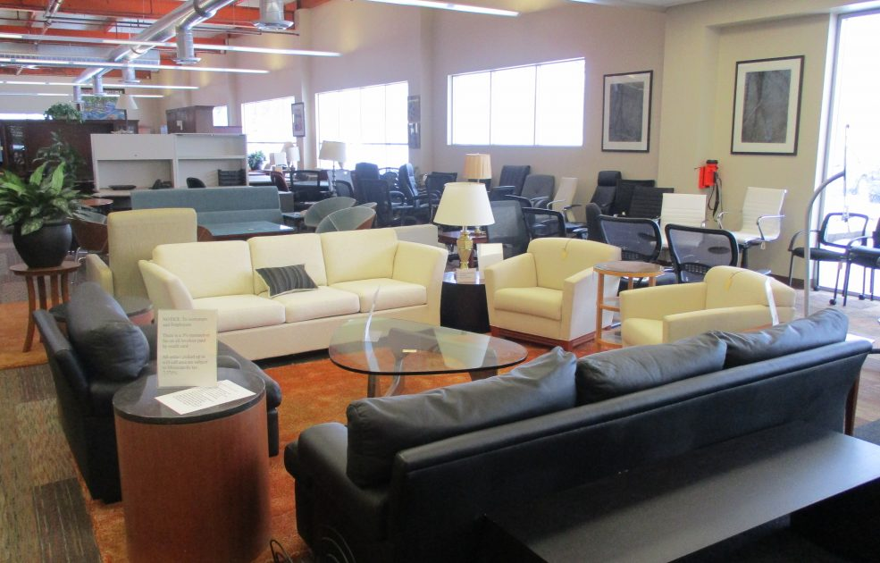New & Used Office Furniture Minneapolis, MN | All Furniture Inc