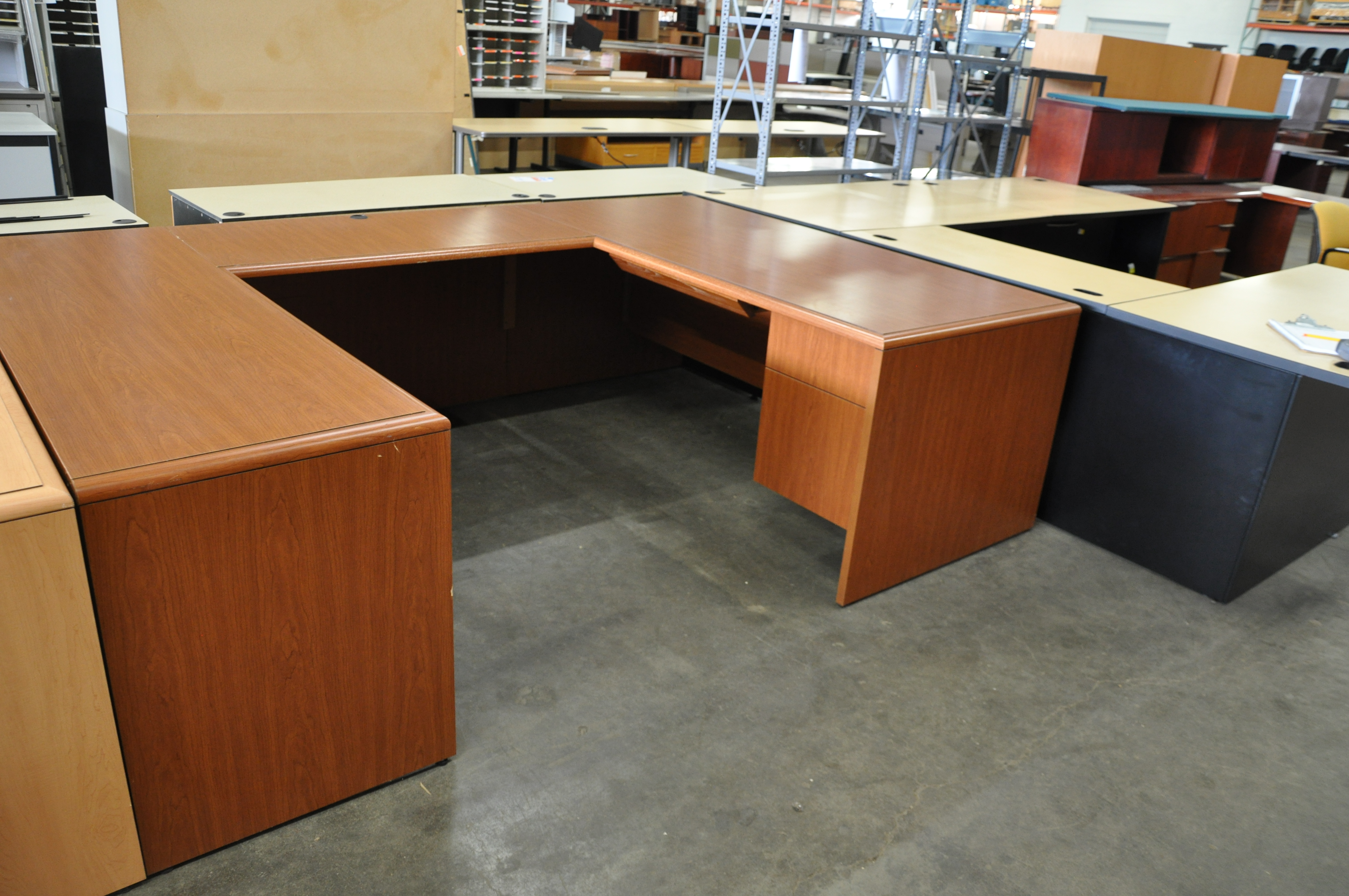 U Shaped Desks Archives Twin Cities Used Office Furniture
