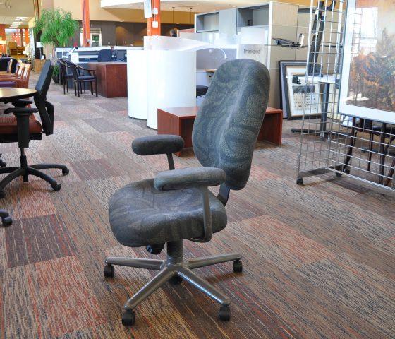 Herman Miller Equa Task Chair Gray Twin Cities Used