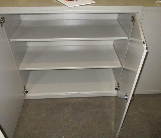 Meridian 2 Door Cabinet Twin Cities Used Office Furniture